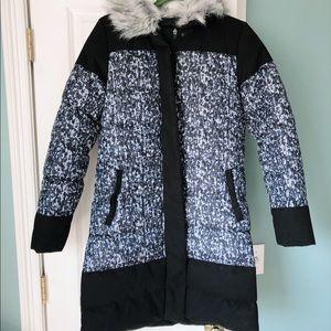 fabletics puffy coat